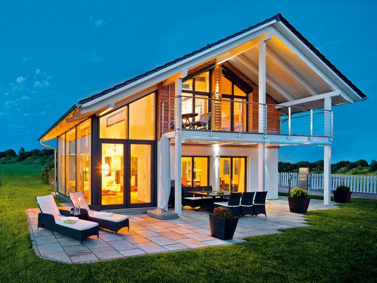 Matula AG Maisons modernes Blanc