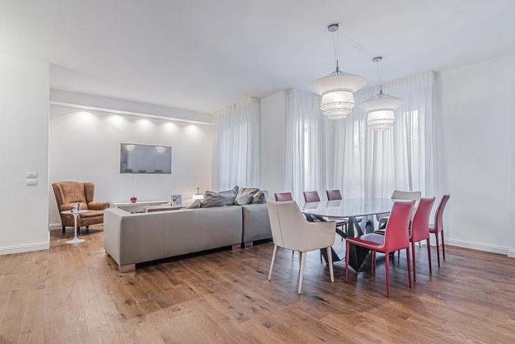 Ristrutturazione appartamento Milano, Tibaldi Facile Ristrutturare Soggiorno moderno
