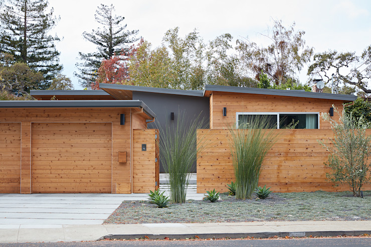 San Carlos Midcentury Modern Remodel Klopf Architecture Modern Houses