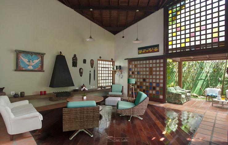 SET Arquitetura e Construções Окна и двери в тропическом стиле