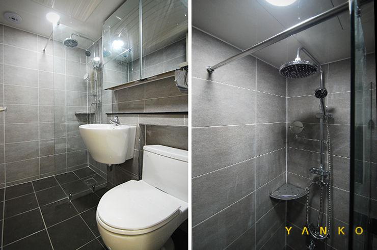 용인 수지 풍덕천 수지동부센트레빌 아파트 24평 인테리어, 리모델링 얀코인테리어 모던스타일 욕실