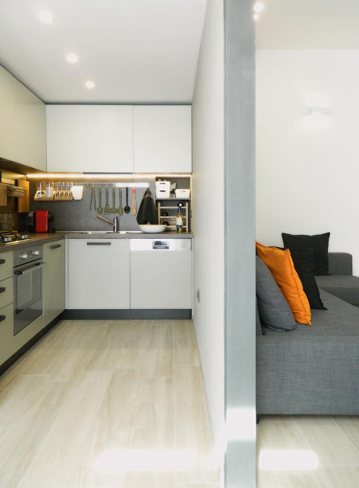 cucina_01 M2Bstudio Cucina moderna