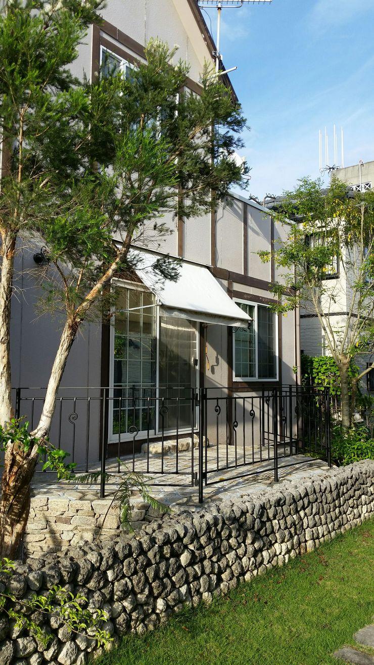 艸木/SOUMOKU Eclectic style garden Stone Beige