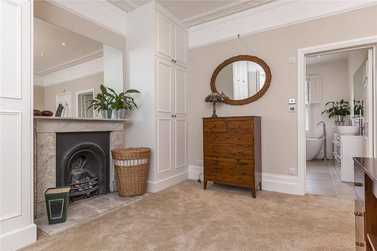 Chesilton Road, Fulham, SW6 APT Renovation Ltd Modern living room