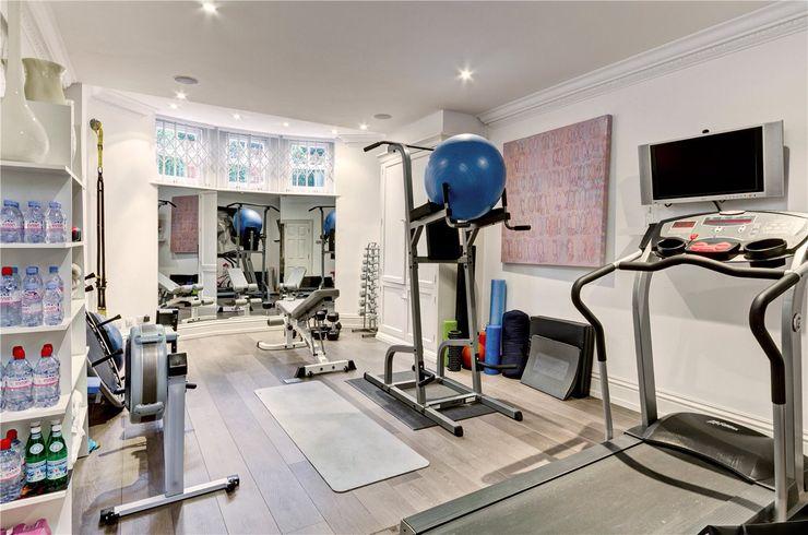 Trebovir Road, SW5 APT Renovation Ltd Modern Gym