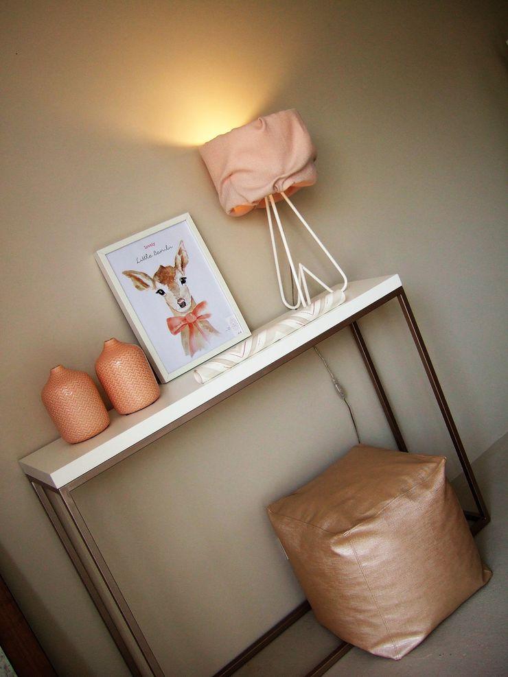 MAMAISON Atelier Interiores Детская комнатаАксессуары и декор Розовый