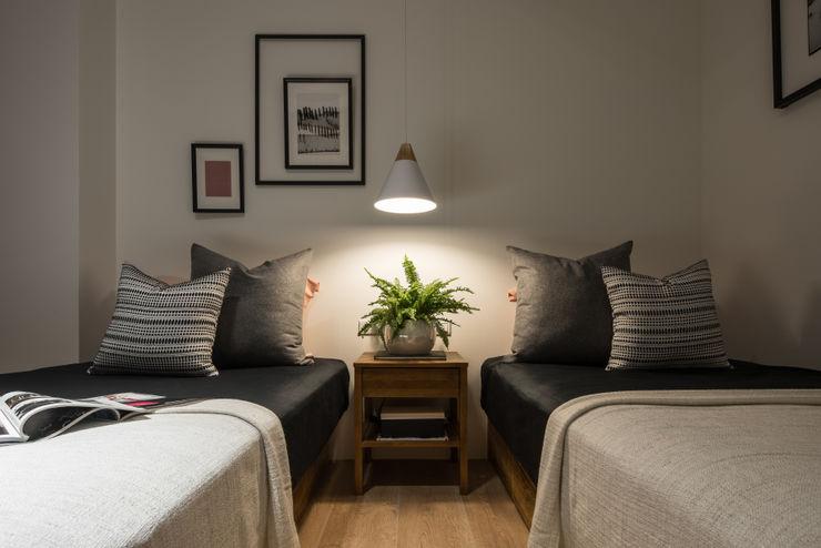 長親房 存果空間設計有限公司 臥室