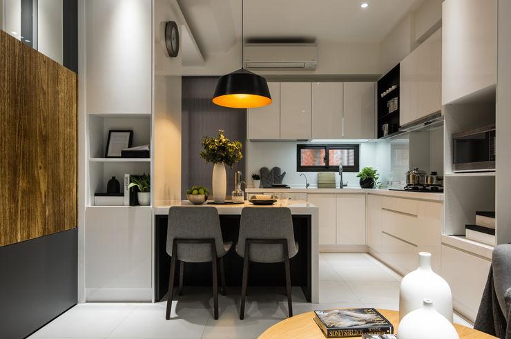 餐廚區 存果空間設計有限公司 餐廳