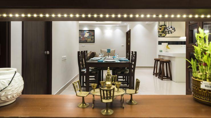 Nandita Manwani Modern dining room