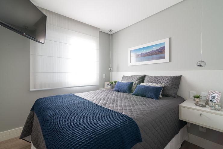 Danyela Corrêa Arquitetura Modern style bedroom