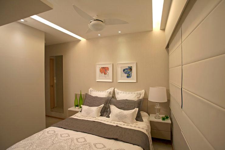 Deise Maturana arquitetura + interiores Dormitorios de estilo moderno