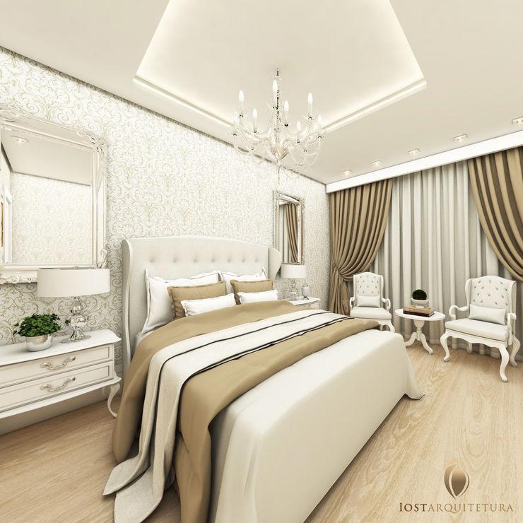 iost Arquitetura e Interiores Dormitorios de estilo clásico