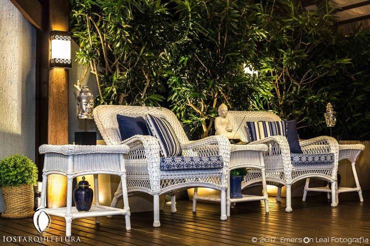 iost Arquitetura e Interiores Jardin tropical