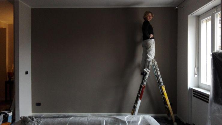 parete in lavorazione Restyle e Restauri CasaAccessori & Decorazioni