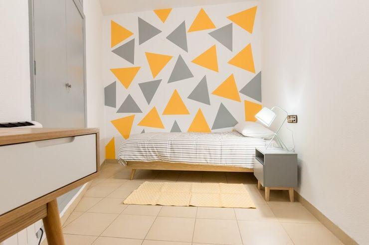eM diseño de interiores 嬰兒房/兒童房