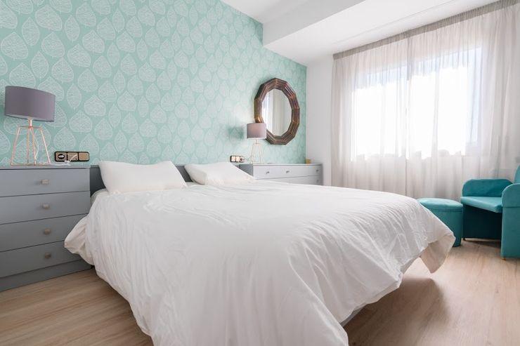 eM diseño de interiores 臥室