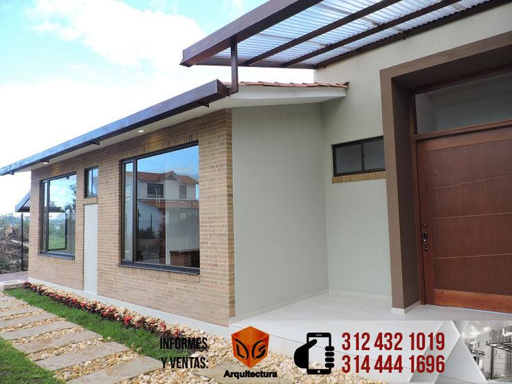 DG ARQUITECTURA COLOMBIA Moderne Häuser