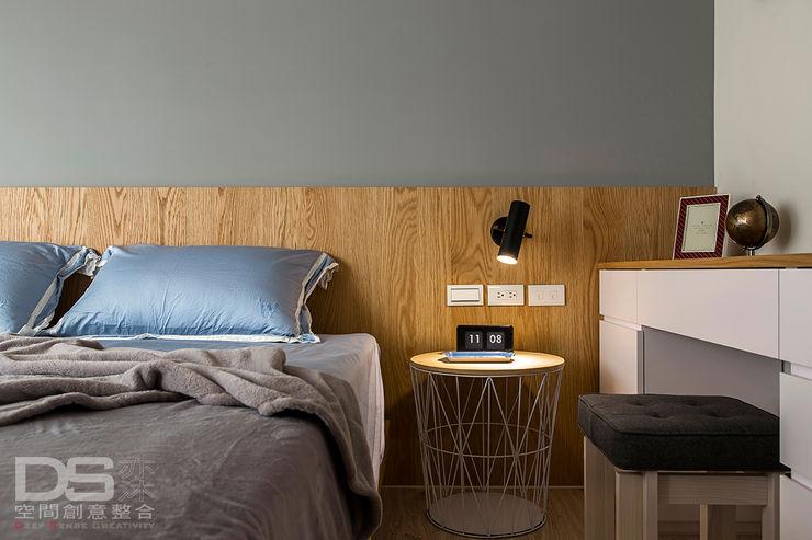 頭份 藍調漫遊 DS亦沐空間創意整合 臥室 木頭 Grey