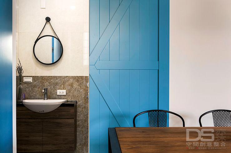 DS亦沐空間創意整合 Scandinavian style bathroom