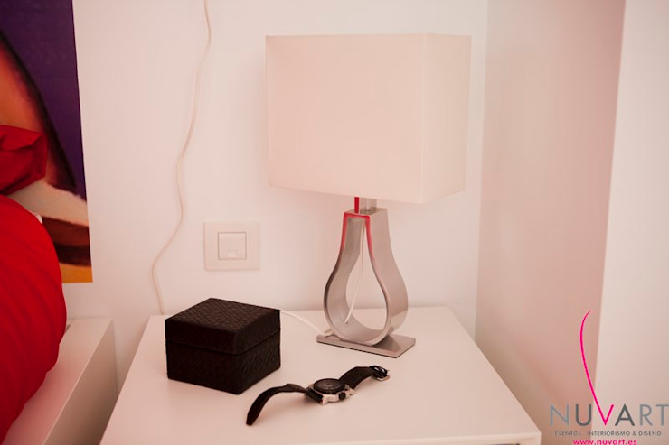 Ático en Castellón NUVART Dormitorios de estilo moderno