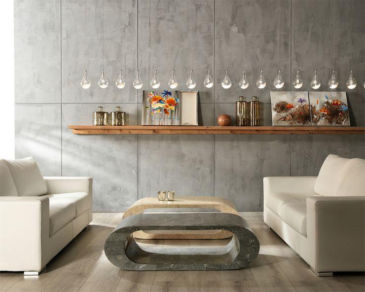 Viadurini WohnzimmerCouch- und Beistelltische Stein