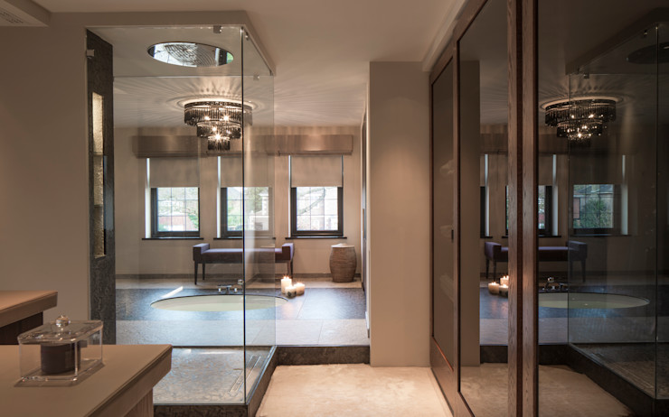 Broad Walk Master Bathroom Roselind Wilson Design Modern bathroom