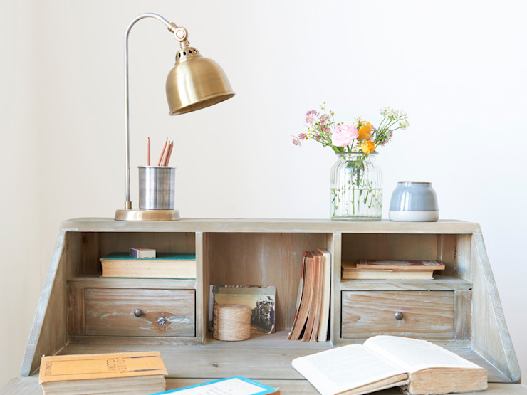Clever Gaston lamp homify Study/officeLighting