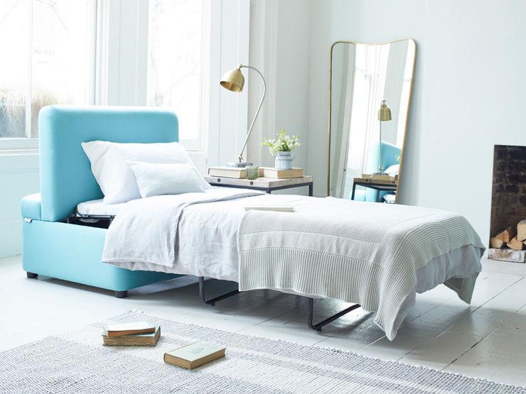 Bed in a Bun Loaf Sala de estarSofás e divãs