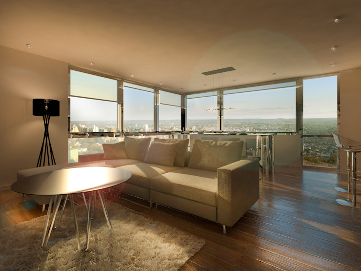 Proa Arquitectura Modern dining room