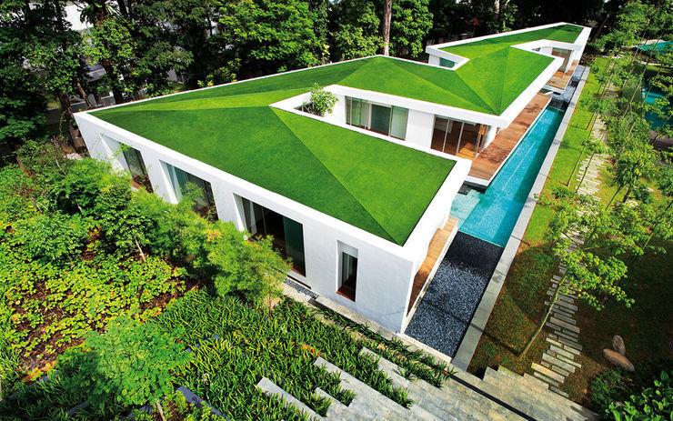 Zig Zag House MinistryofDesign Modern houses
