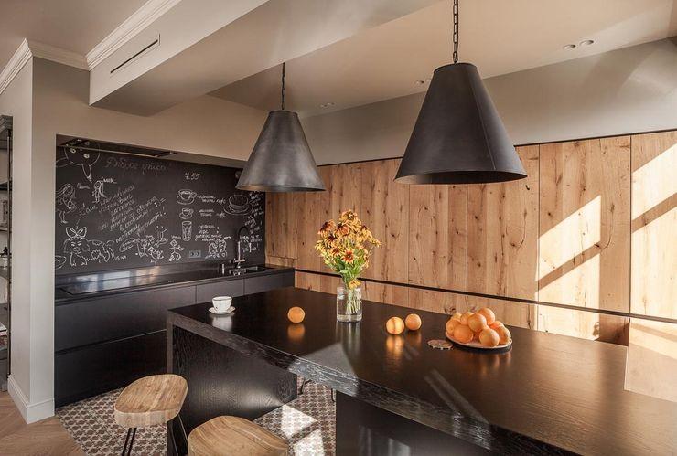 Kitchen Hampstead Design Hub Industrial style kitchen