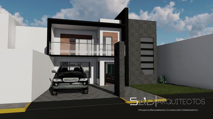 Fachada Principal homify Casas modernas: Ideas, diseños y decoración
