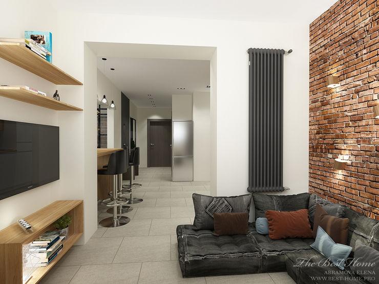 Best Home Balkon, Beranda & Teras Gaya Industrial