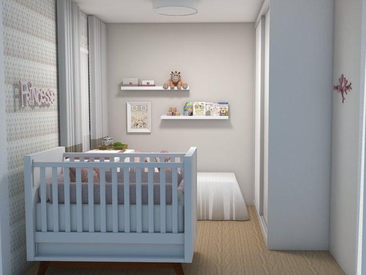 ML Designer de Interiores Classic style bedroom