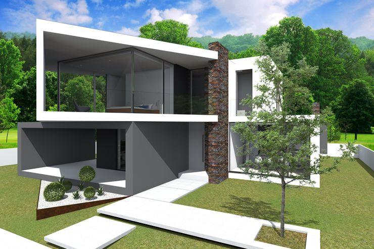 Magnific Home Lda Casas de estilo moderno