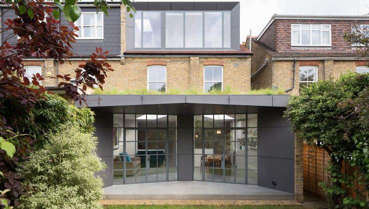 Patio Fraher and Findlay Modern garden