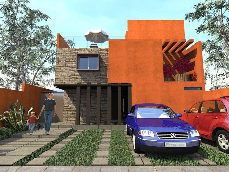 Protocolo Ingeniería & Arquitectura Casas modernas: Ideas, diseños y decoración