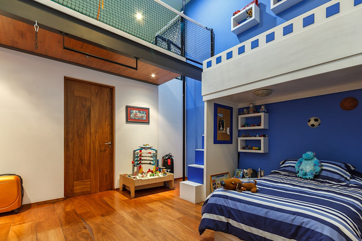 homify Modern style bedroom