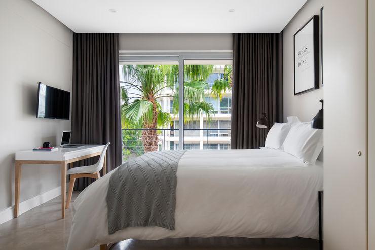 MINC DESIGN STUDIO Scandinavian style bedroom