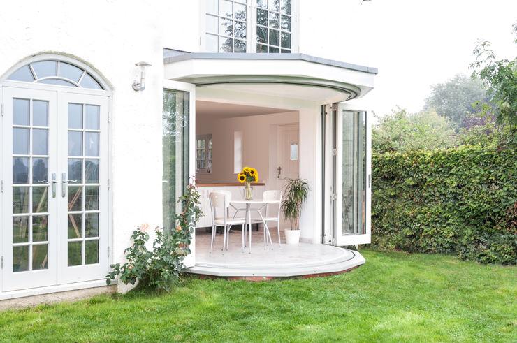 The Hermitage Simplicity Timber Solutions Ltd Modern windows & doors Wood