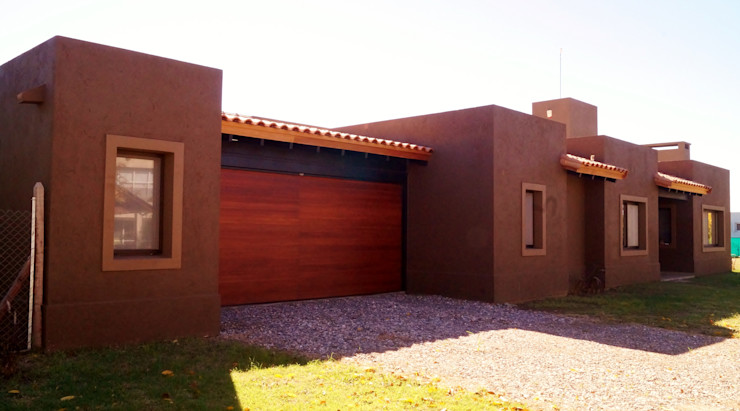 Abitar arquitectura Rustic style house