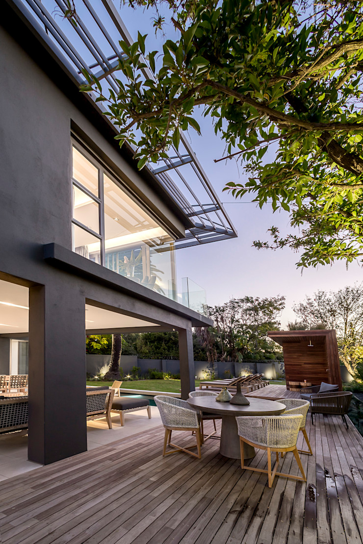 Family Home, Cape Town GSQUARED architects Modern houses