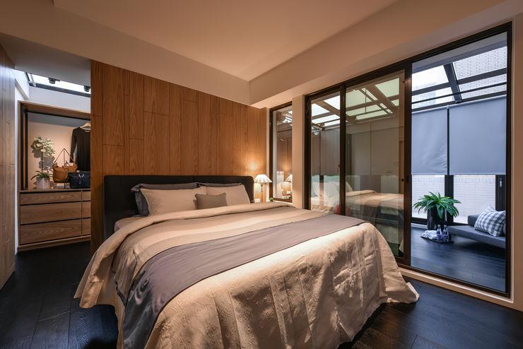 臥房 存果空間設計有限公司 臥室