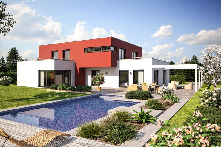 Bärenhaus GmbH - das fertige Haus Modern houses