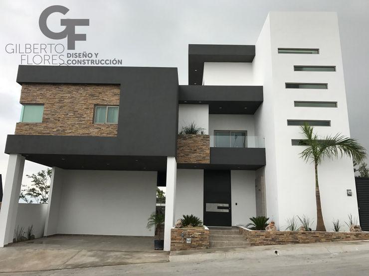 GF ARQUITECTOS 現代房屋設計點子、靈感 & 圖片