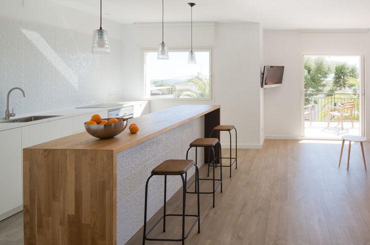 ADMETLLER arquitectura Kitchen