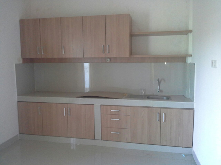Studio JAJ Tropical style kitchen