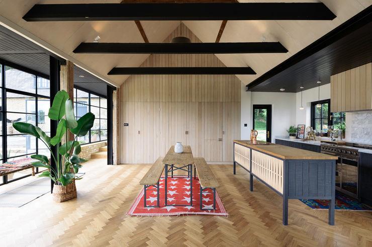 The Kent Kitchen by deVOL deVOL Kitchens Kitchen Wood Wood effect