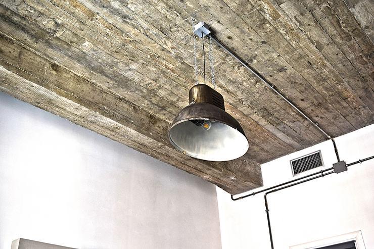 Appartamento Industrial - Roma Studio Prodomo Cucina in stile industriale