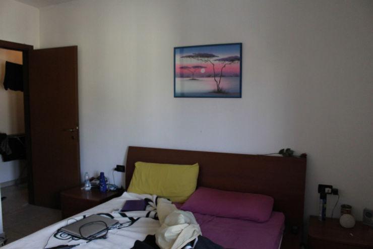 Home Staging per la vendita di appartamento arredato e abitato Anna Leone Architetto Home Stager